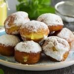 Рецепт творожных пончиков без соды