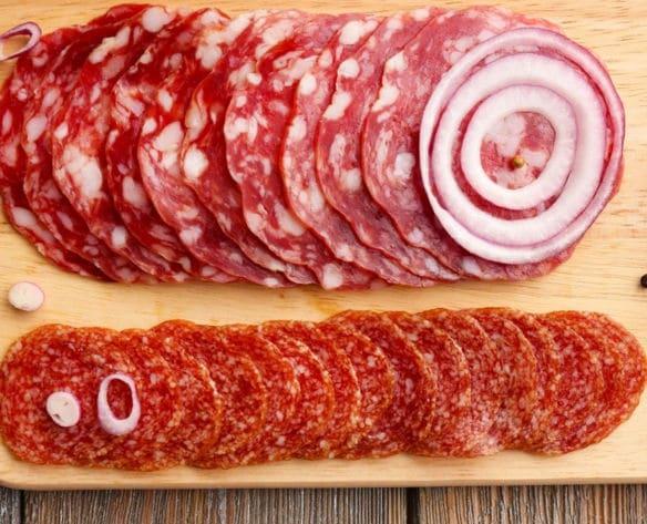 Рецепт сыровяленой колбасы без кишок в домашних условиях рецепт