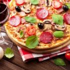 Быстрая пицца в духовке за 10 минут рецепты