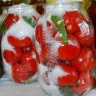 Помидоры «Царские» вкусный рецепт консервированных помидоров
