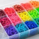Схемы плетения из резинок. Плетение из резинок