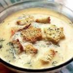 Топ-5 сырных супов