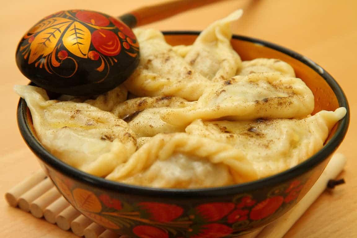 Вкусные вареники быстрый способ лепки рецепт