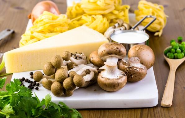 Вкусные, сочные грибы за 15 минут рецепт