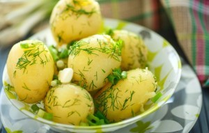 Ах, картошка, картошка, в кожуре уголек