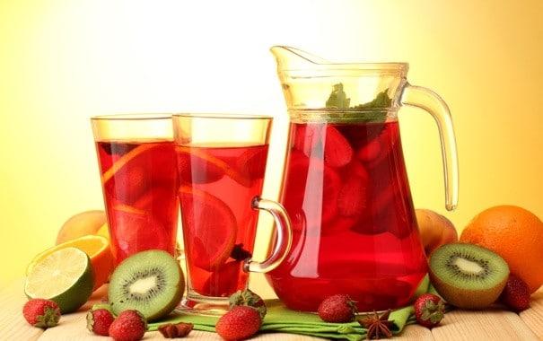 Топ-5 рецептов весенних компотов