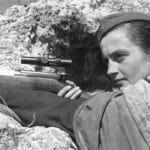 Ко Дню Победы: женщины на войне. Женщины — воины