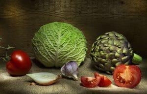 8 полезных продуктов, которые очищают наш организм чеснок