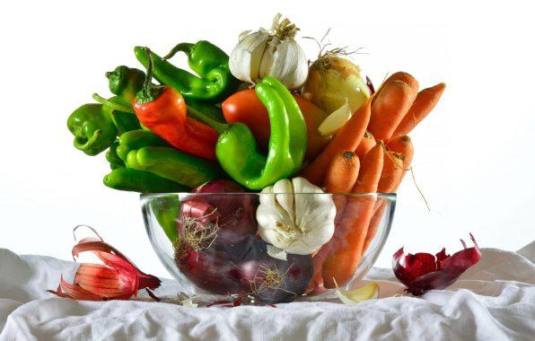 8 полезных продуктов, которые очищают наш организм овощи
